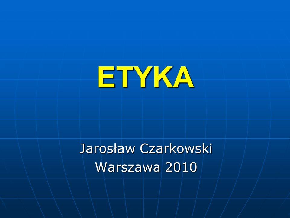 Jarosław Czarkowski Warszawa 2010