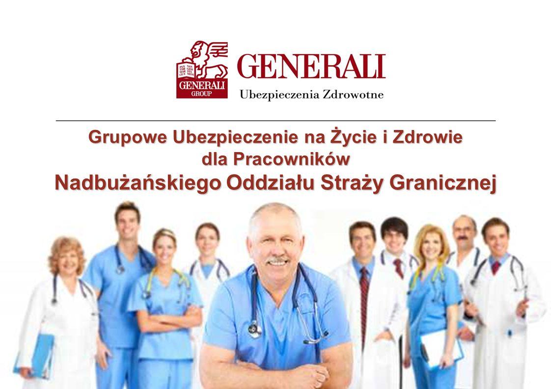 Grupowe Ubezpieczenie na Życie i Zdrowie dla Pracowników Nadbużańskiego Oddziału Straży Granicznej