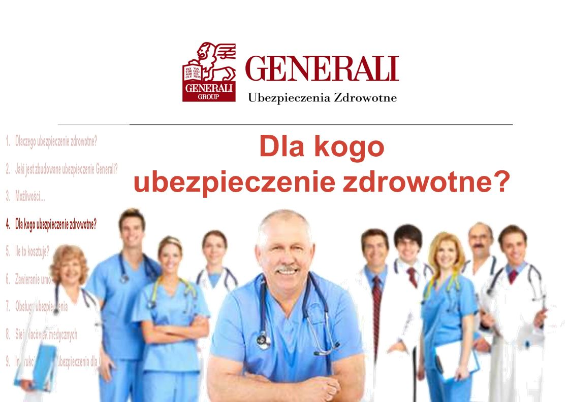 Dla kogo ubezpieczenie zdrowotne
