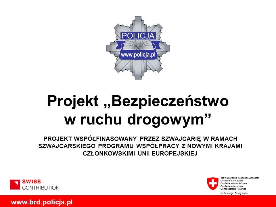 """Projekt """"Bezpieczeństwo w ruchu drogowym"""