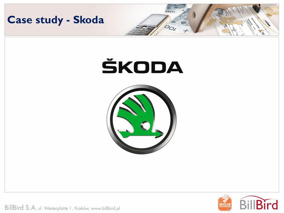Case study - Skoda