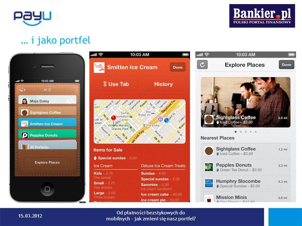 Od płatności bezstykowych do mobilnych - jak zmieni się nasz portfel