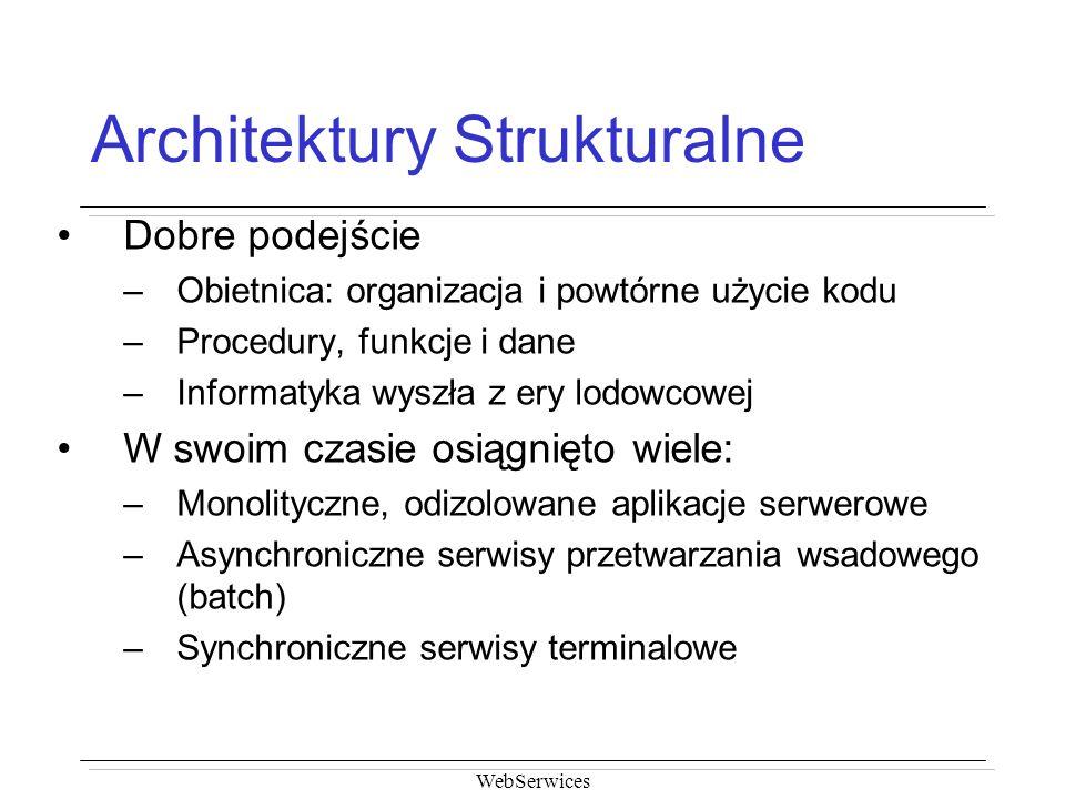 Architektury Strukturalne