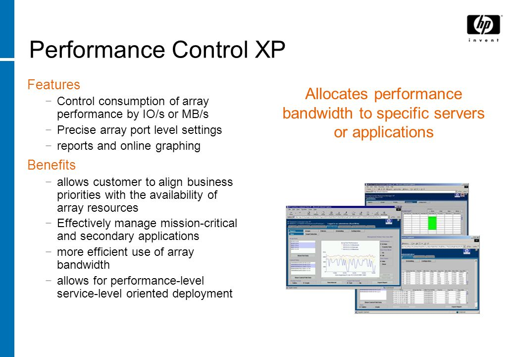 Performance Control XP