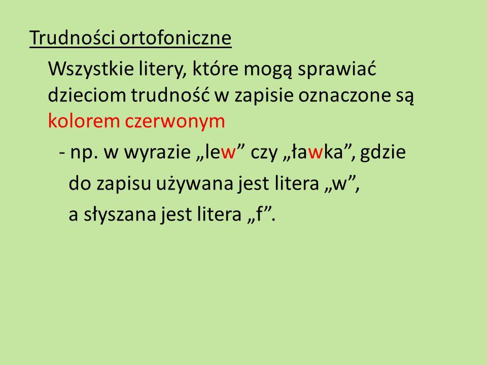 Trudności ortofoniczne