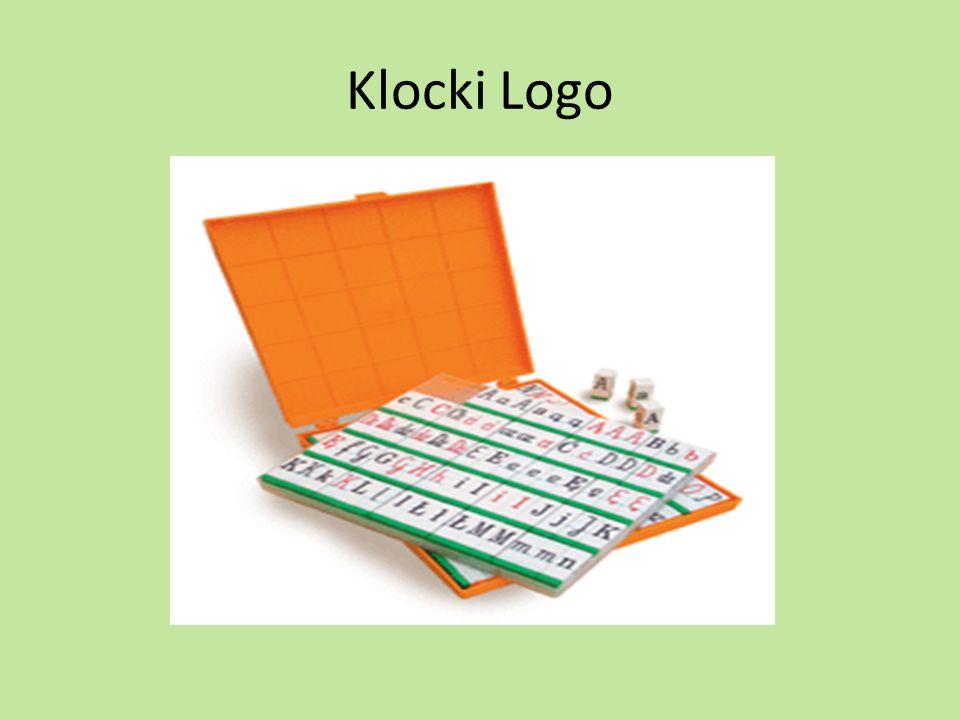 Klocki Logo