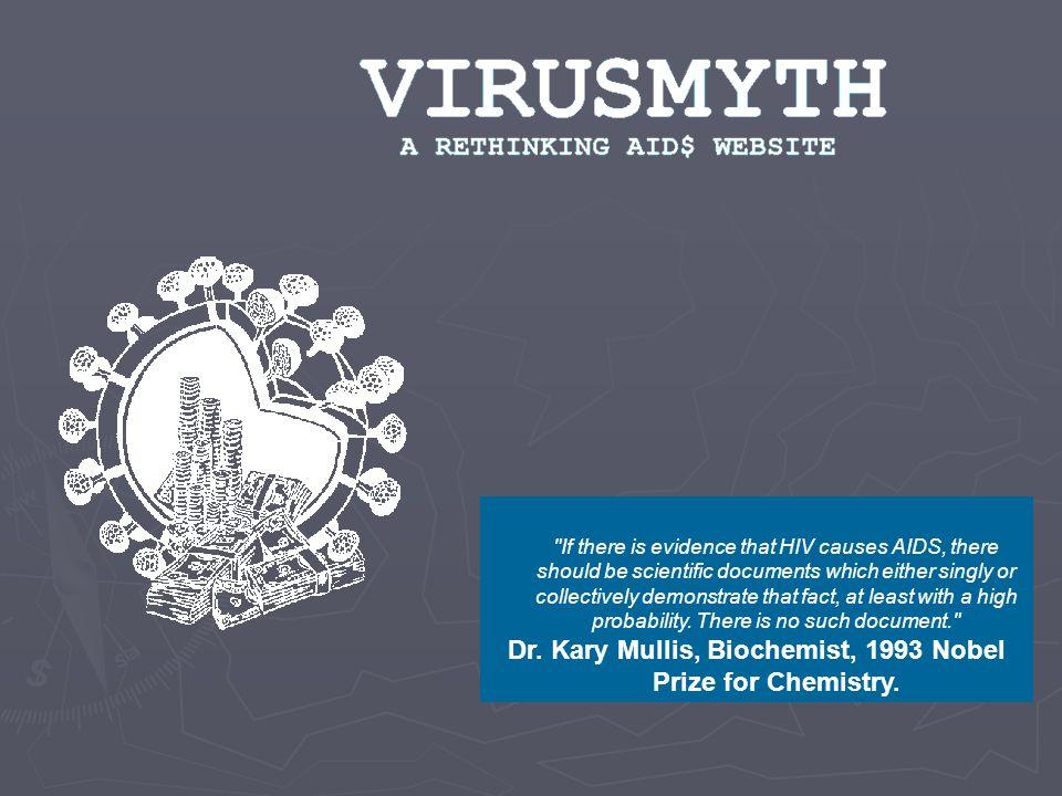 Dr. Kary Mullis, Biochemist, 1993 Nobel Prize for Chemistry.