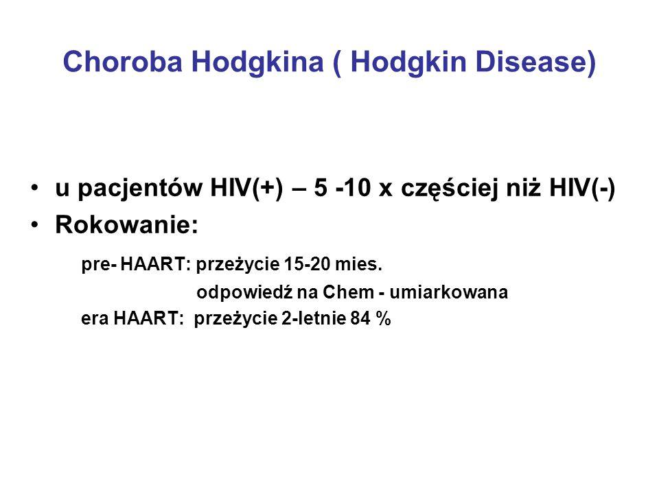 Choroba Hodgkina ( Hodgkin Disease)