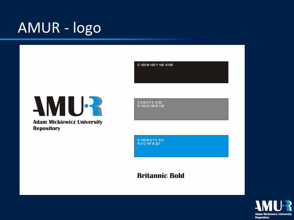 AMUR - logo