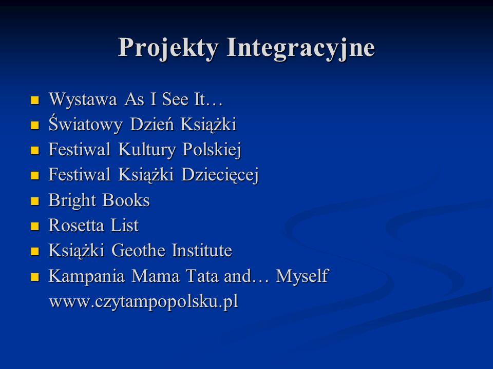 Projekty Integracyjne