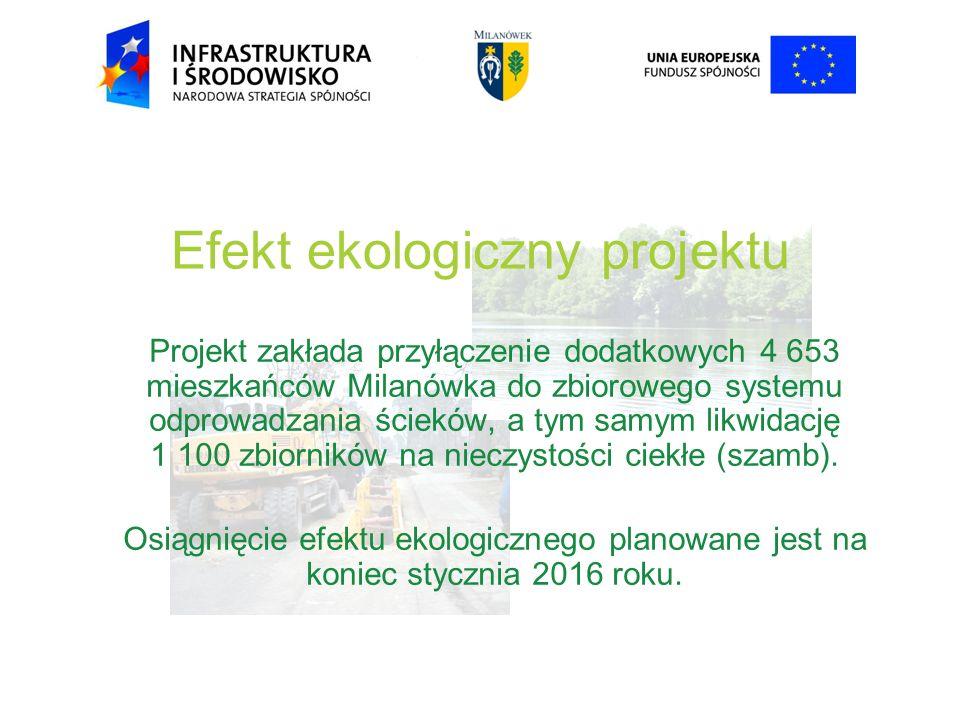 Efekt ekologiczny projektu