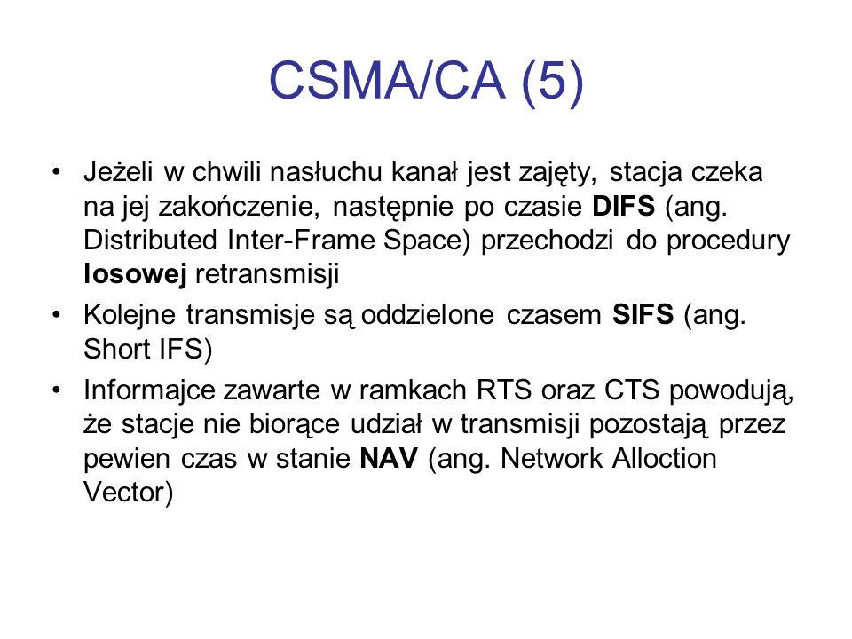 CSMA/CA (5)