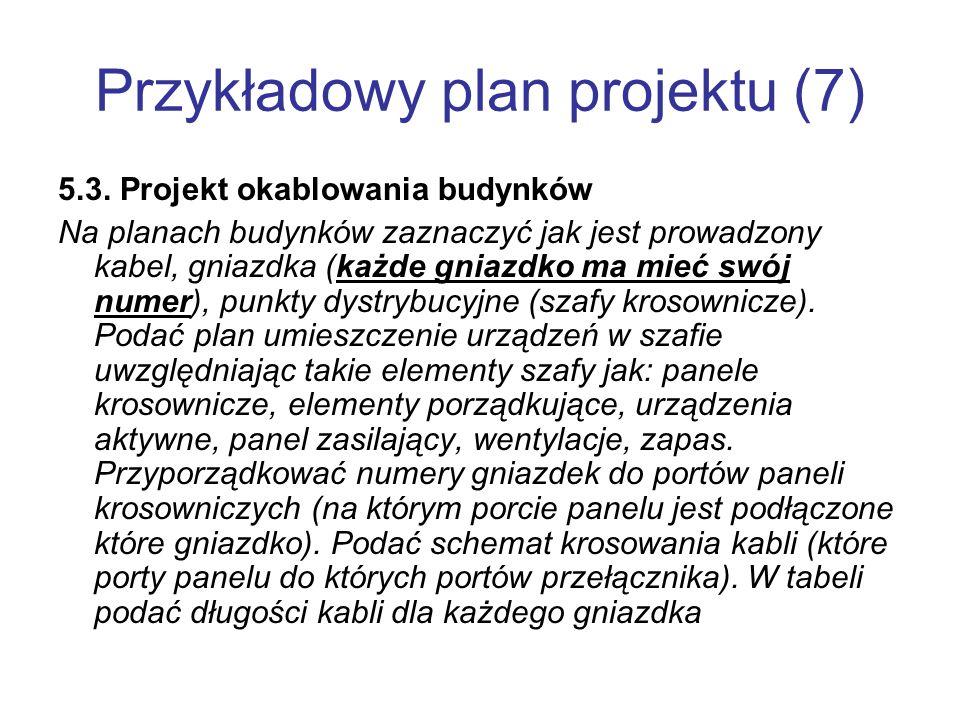 Przykładowy plan projektu (7)