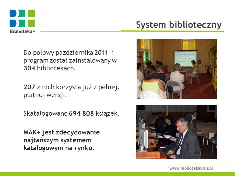 System biblioteczny