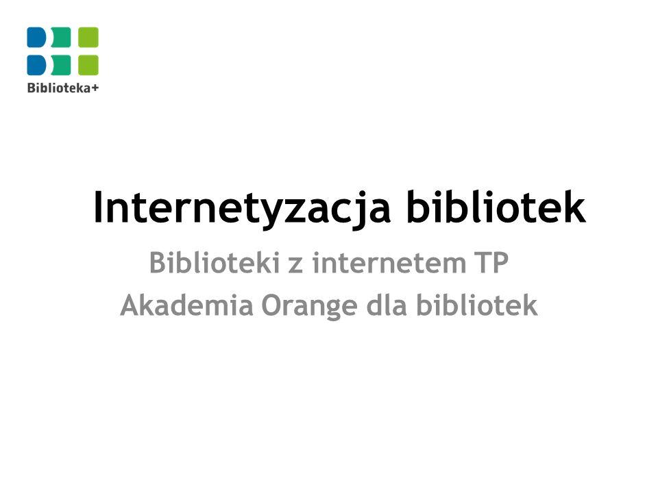 Internetyzacja bibliotek