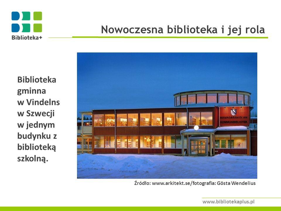 Nowoczesna biblioteka i jej rola