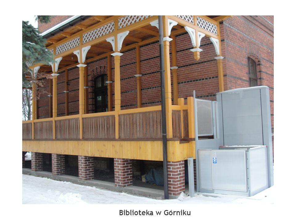 Biblioteka w Górniku