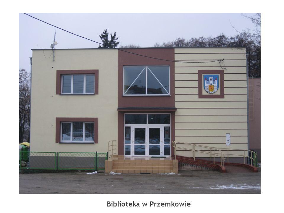 Biblioteka w Przemkowie