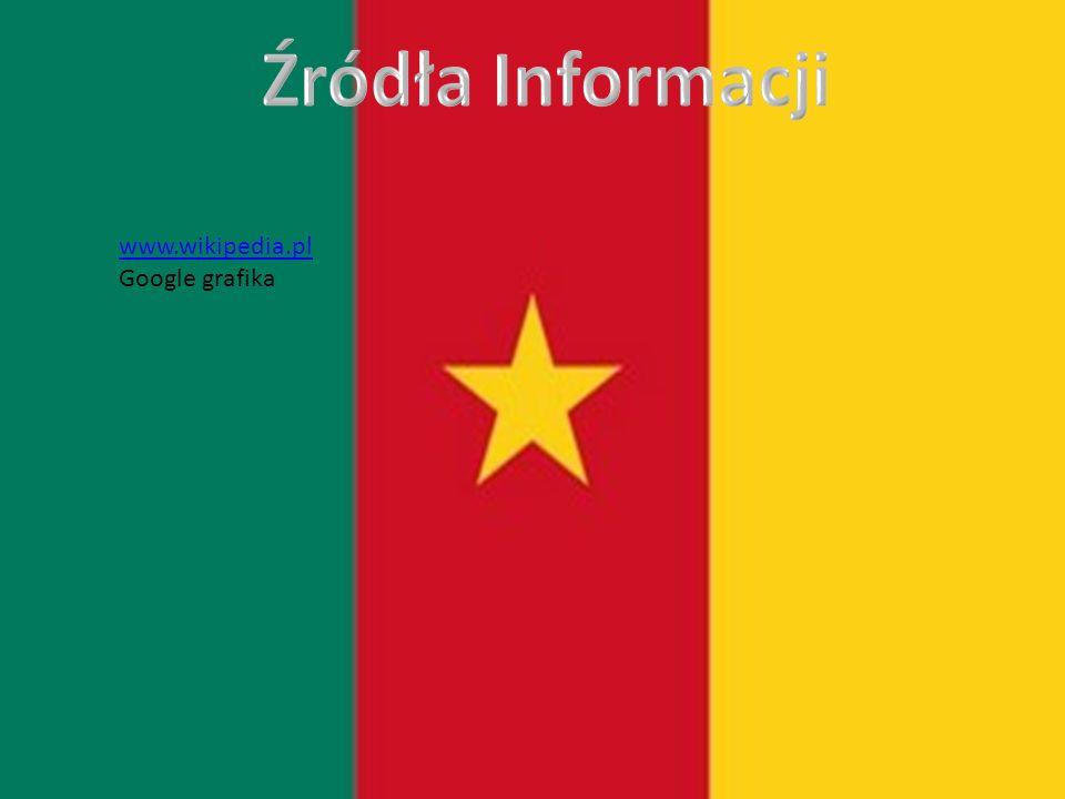 Źródła Informacji www.wikipedia.pl Google grafika