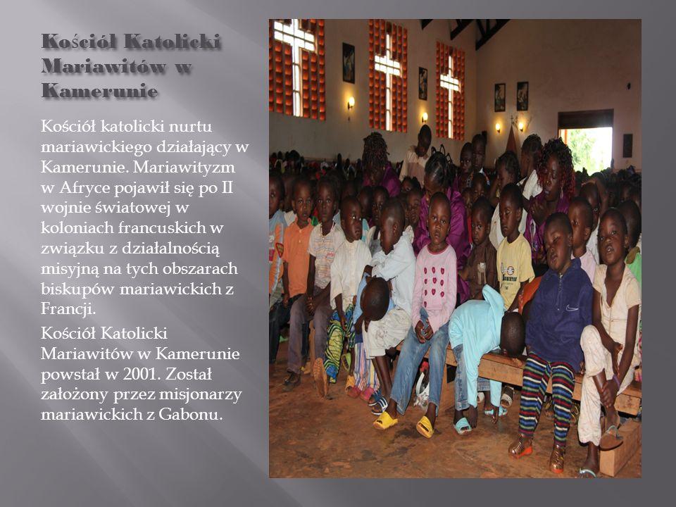 Kościół Katolicki Mariawitów w Kamerunie