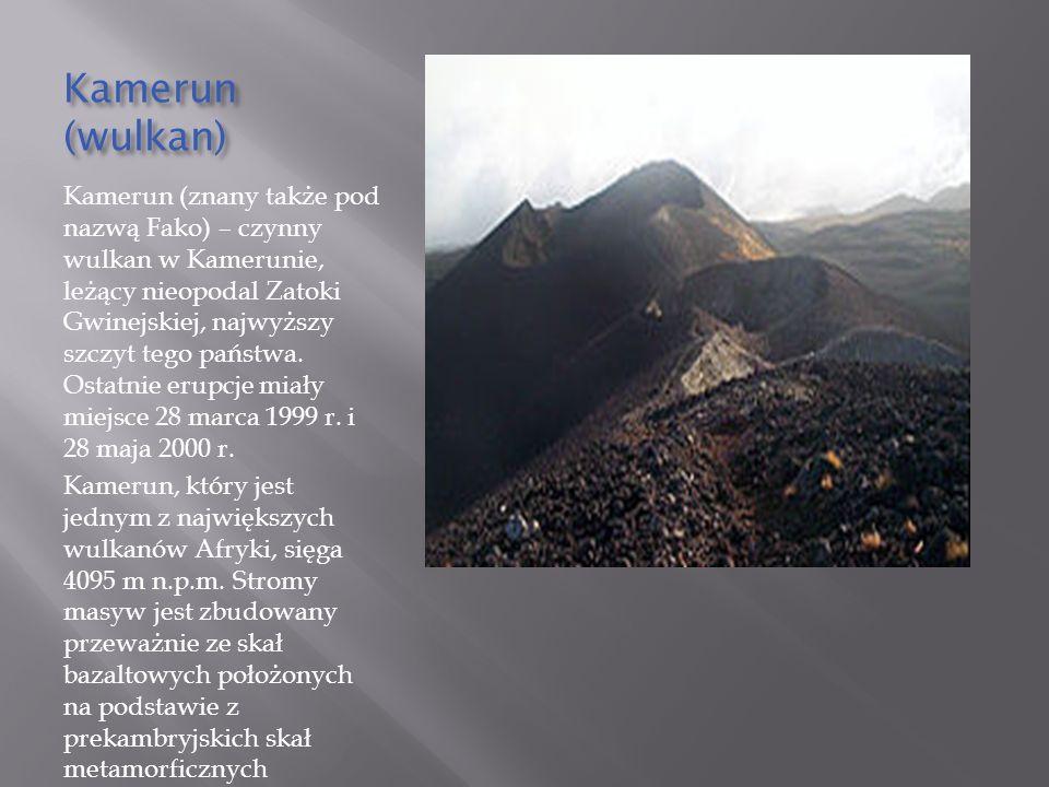 Kamerun (wulkan)