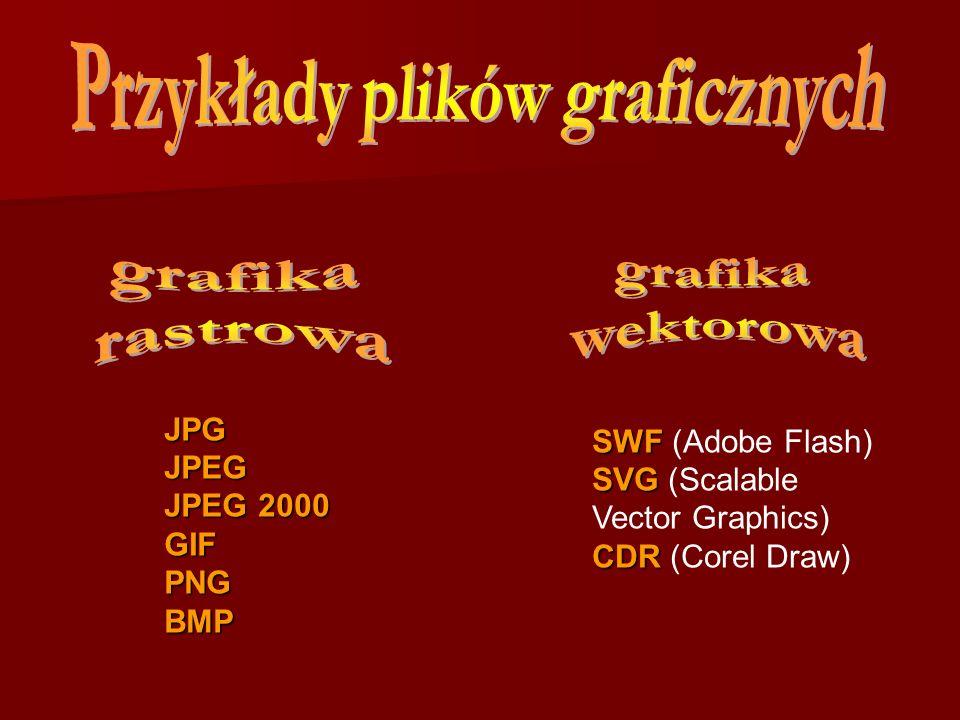 Przykłady plików graficznych