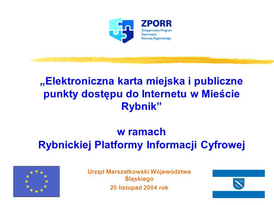 Urząd Marszałkowski Województwa Śląskiego 25 listopad 2004 rok