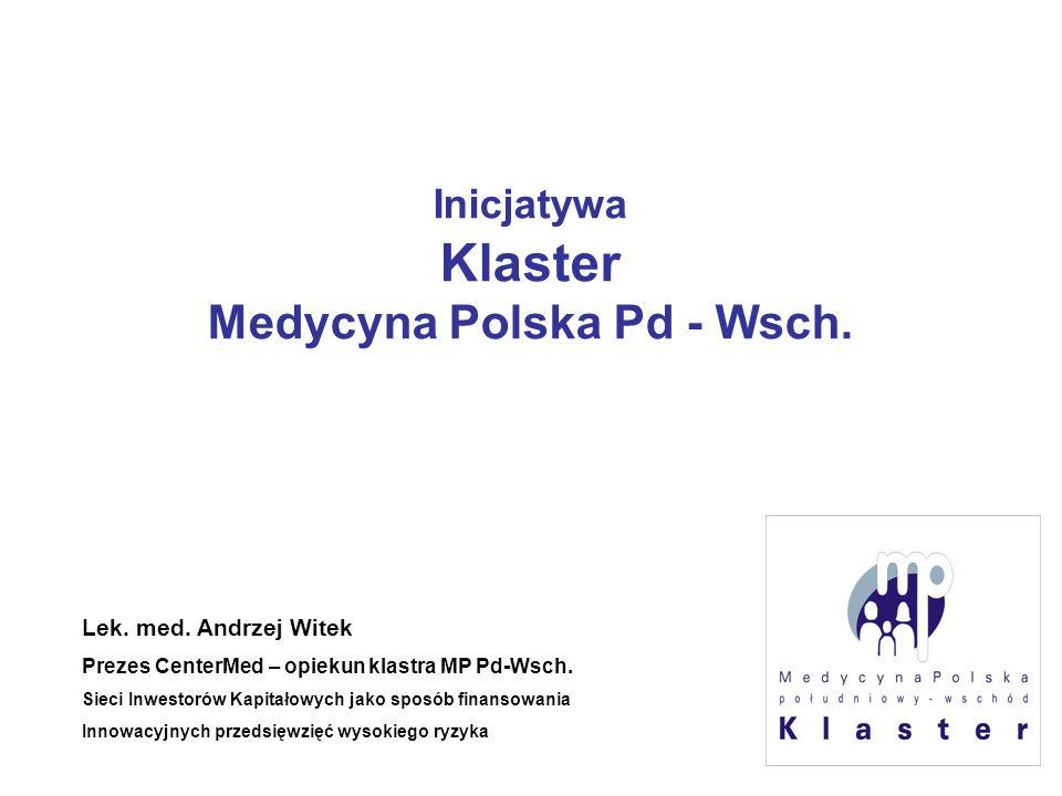 Inicjatywa Klaster Medycyna Polska Pd - Wsch.