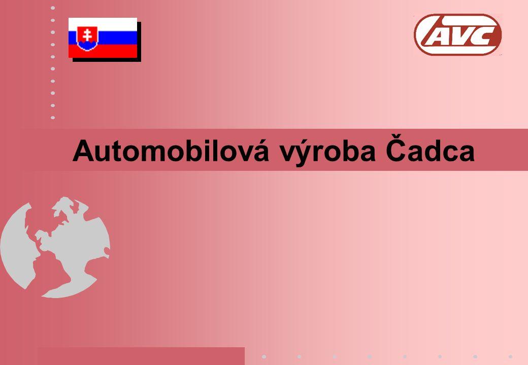 Automobilová výroba Čadca