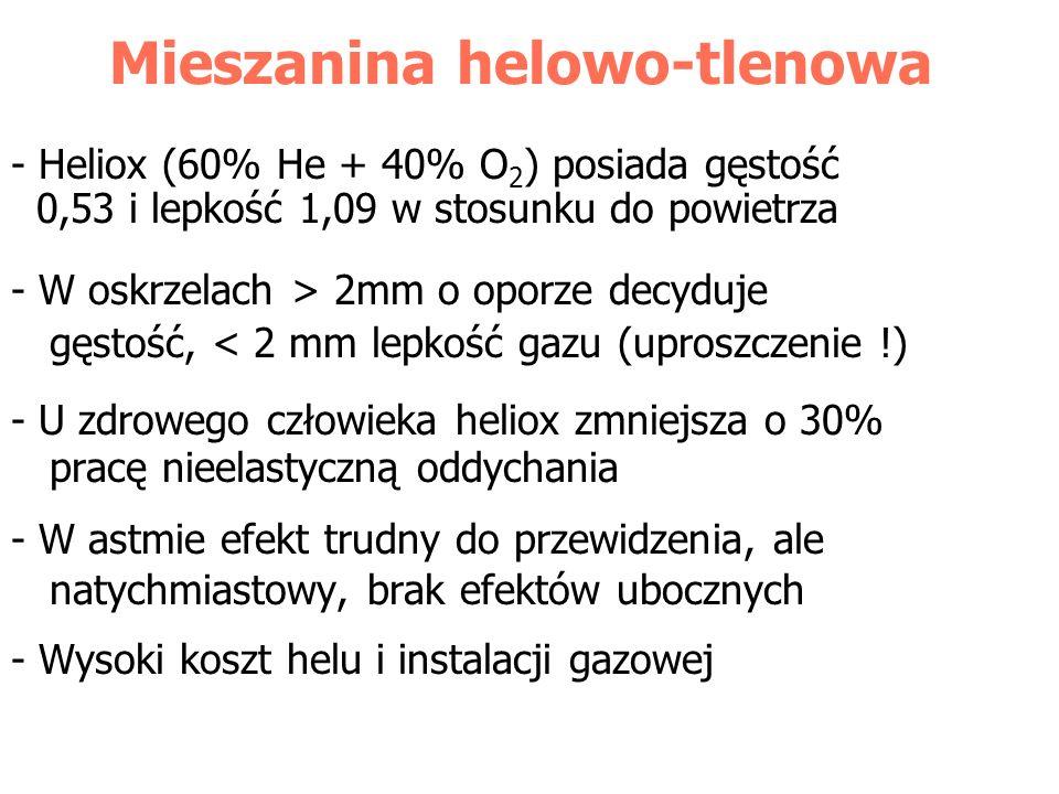 Mieszanina helowo-tlenowa