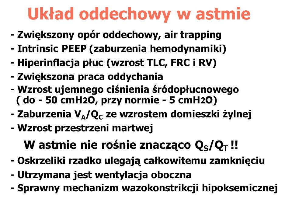 Układ oddechowy w astmie
