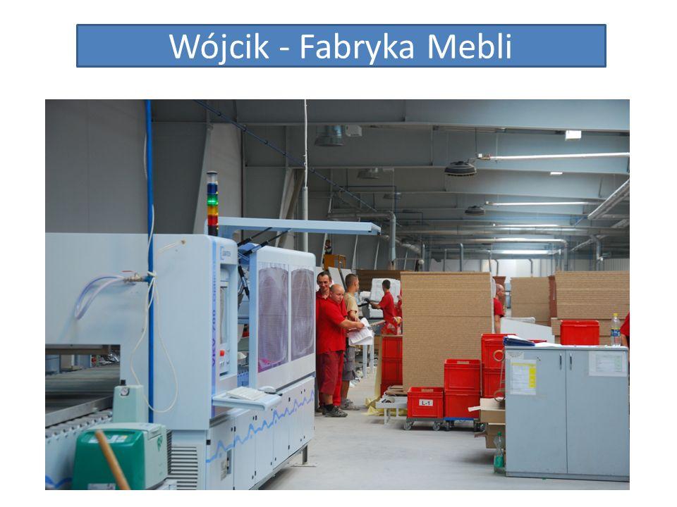 Wójcik - Fabryka Mebli