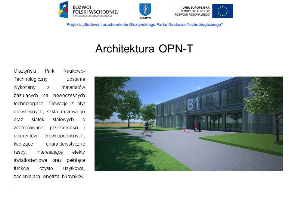 Architektura OPN-T