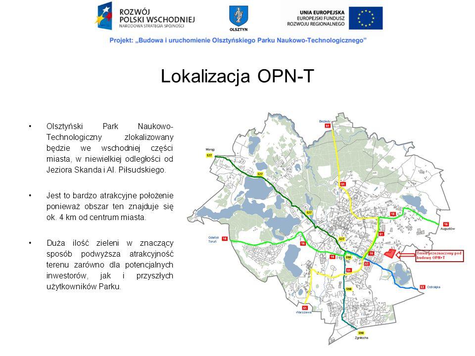 Lokalizacja OPN-T