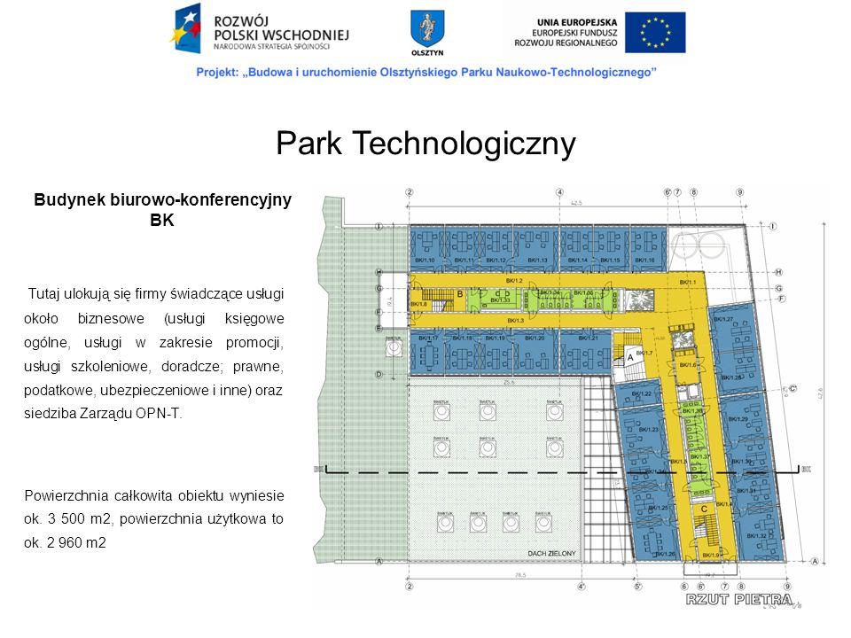 Budynek biurowo-konferencyjny