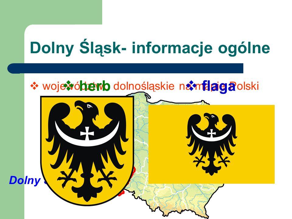 Dolny Śląsk- informacje ogólne
