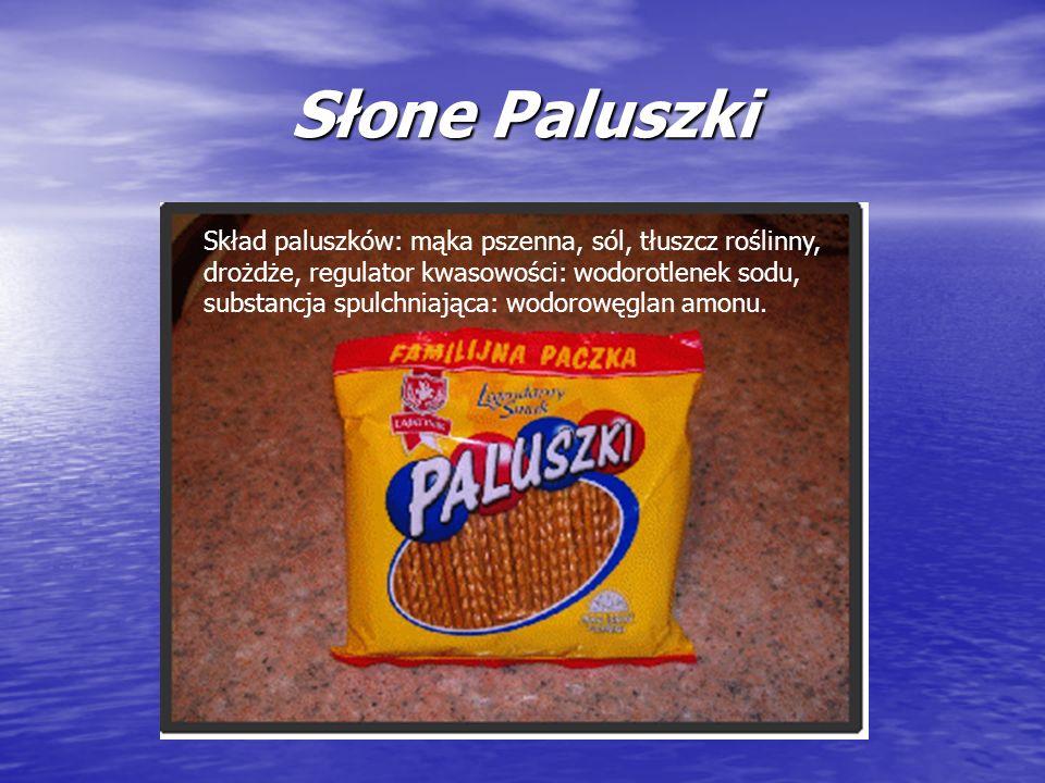 Słone Paluszki