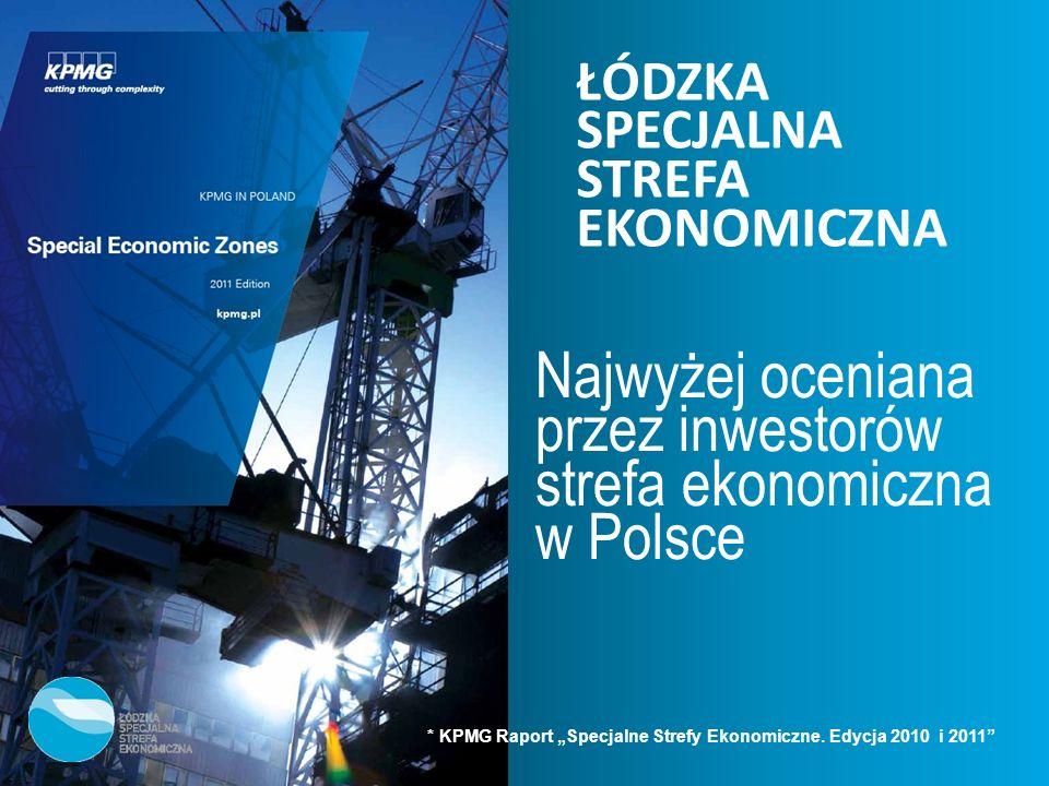 Najwyżej oceniana przez inwestorów strefa ekonomiczna w Polsce