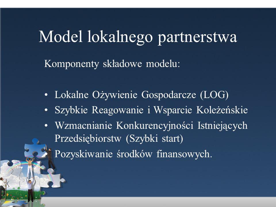 Model lokalnego partnerstwa
