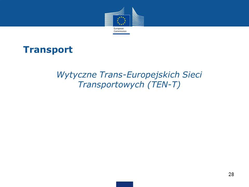 Wytyczne Trans-Europejskich Sieci Transportowych (TEN-T)