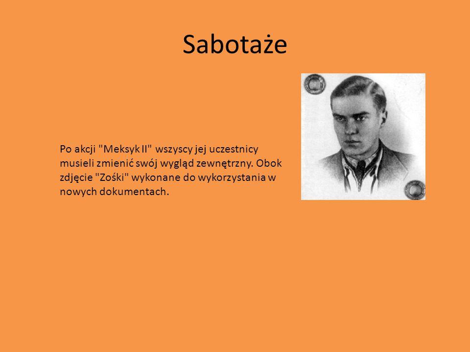 Sabotaże