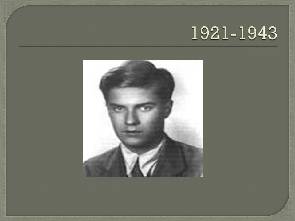 1921-1943
