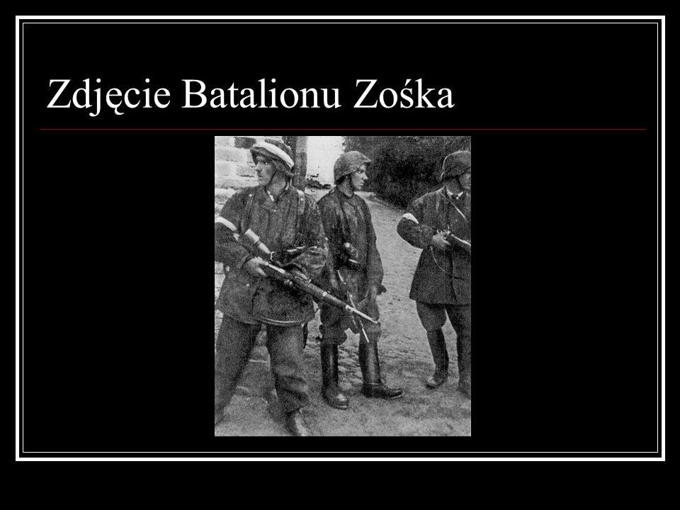 Zdjęcie Batalionu Zośka