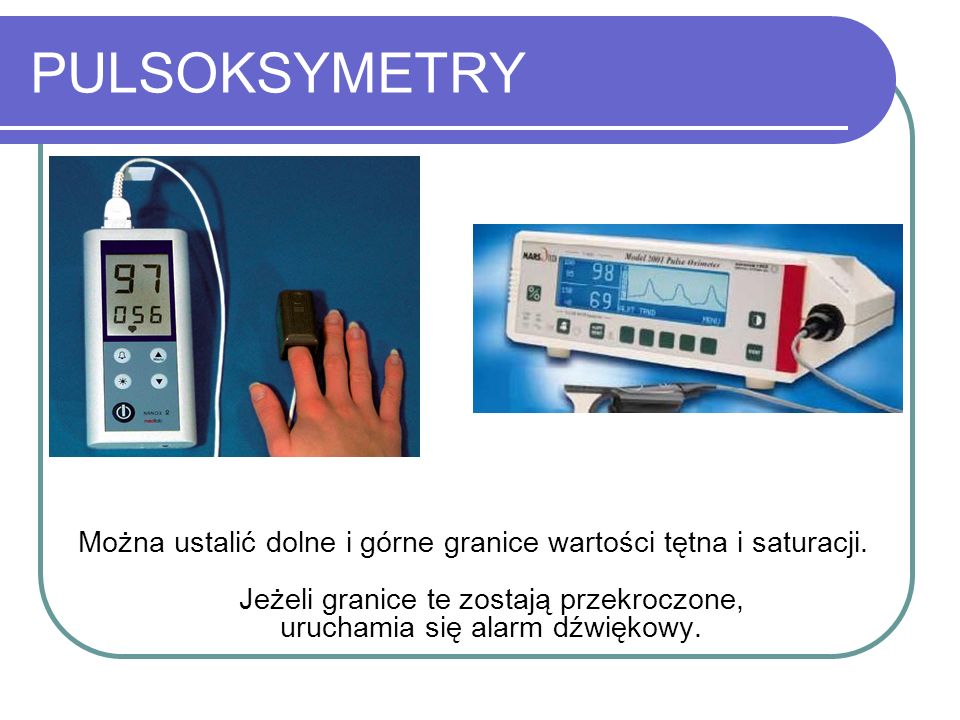 PULSOKSYMETRY