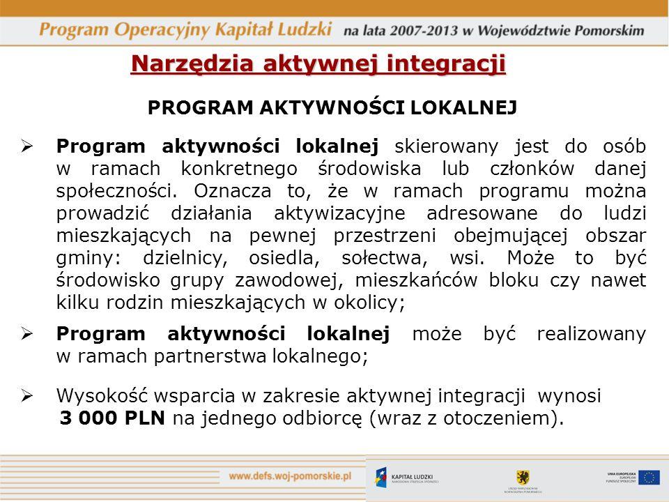 Narzędzia aktywnej integracji