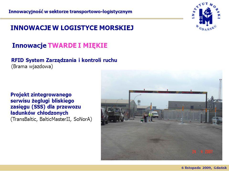 RFID System Zarządzania i kontroli ruchu (Brama wjazdowa)