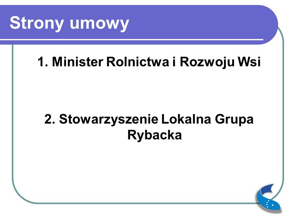 2. Stowarzyszenie Lokalna Grupa Rybacka