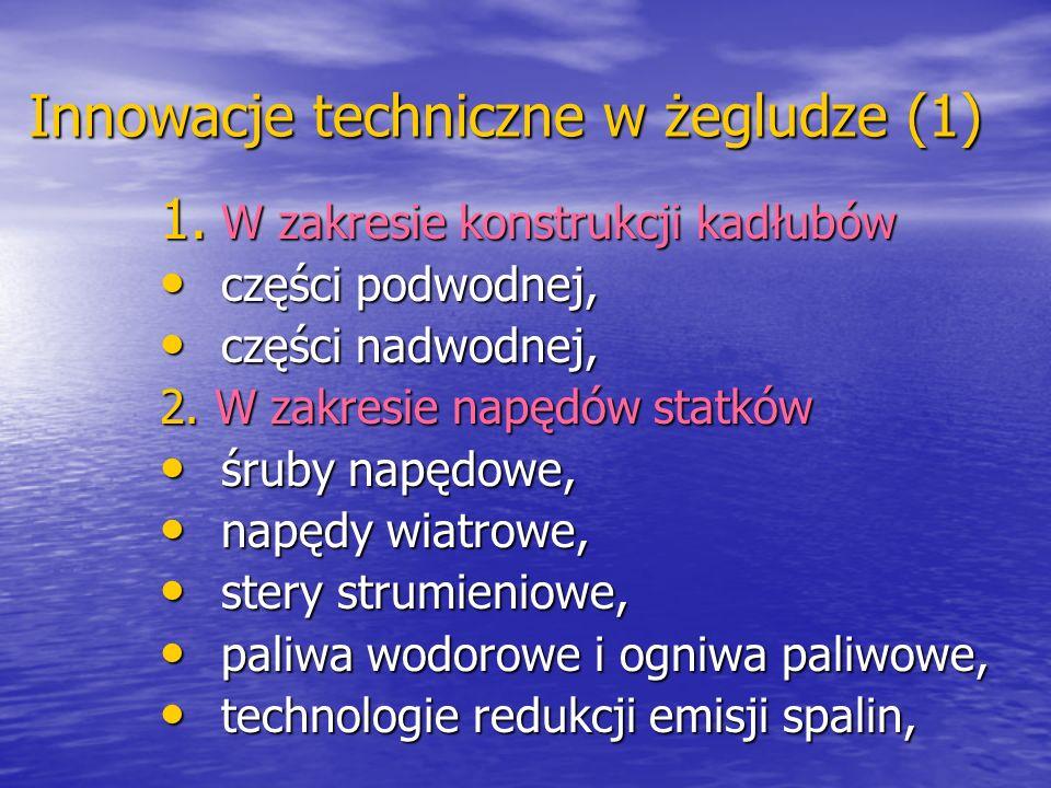 Innowacje techniczne w żegludze (1)