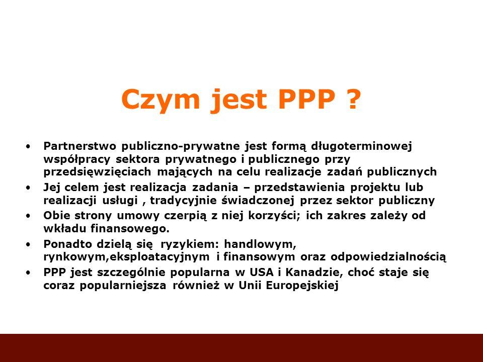Czym jest PPP
