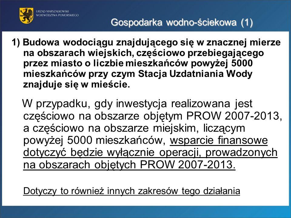 Gospodarka wodno-ściekowa (1)